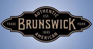 brunswick logo billiard cafebar hammer hiroshima japan equipment